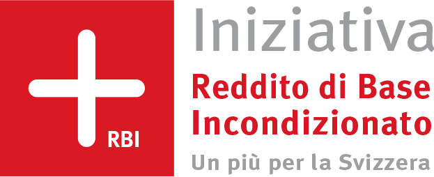 Iniziativa svizzera per il reddito di base incondizionato Logo
